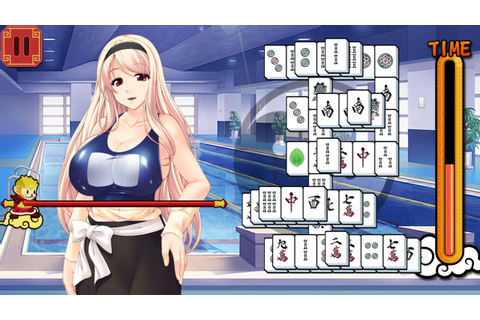 Download Pretty Girls Mahjong Solitaire Full PC Game