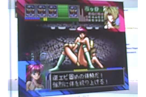 Super Wrestle Angels - Mighty Yukiko vs Beauty Ichigaya ...