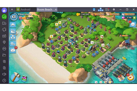 How to play Boom Beach on PC | Boom Beach. All about the Game!