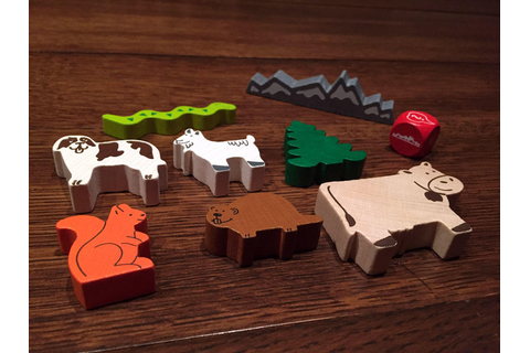 Animal Upon Animal: Crest Climbers Review | Board Game Quest