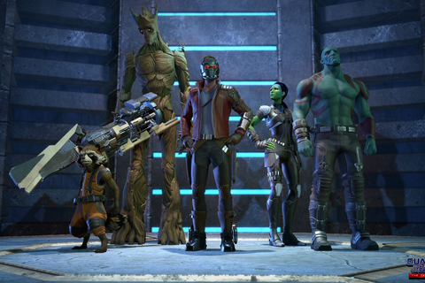 Telltale's Guardians of the Galaxy game debuts this spring ...