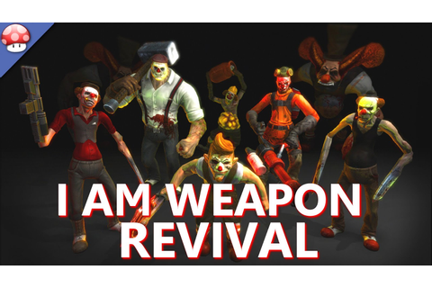 I am Weapon Revival PC Full Version - TDC Candra
