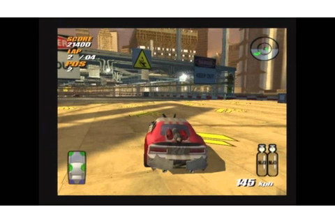 Destruction Derby Arenas Review (PS2) - YouTube