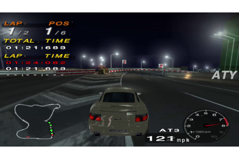PCSX2 Driving Emotion Type-S Urban Highway Expert Porsche ...