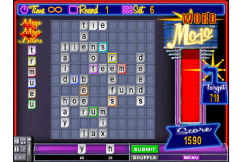Word Mojo Gold game: Download and Play