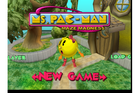 Ms. Pac-Man Maze Madness Download Game | GameFabrique