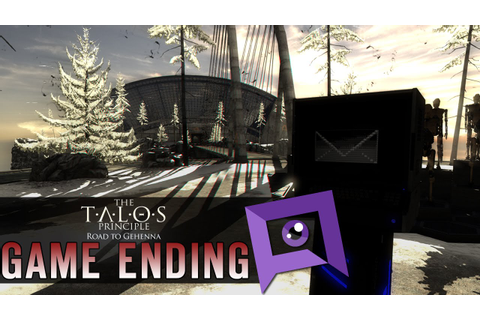The Talos Principle: Road to Gehenna - Game Ending ...