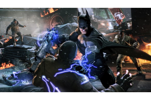 This Batman: Arkham Origins Gallery Is Ridiculous | Rock ...
