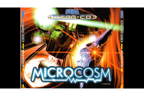 Live Game: Microcosm - Plataforma: Sega CD - YouTube