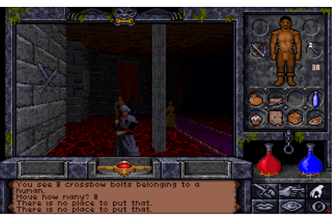 Ultima Underworld II | Looking Glass Studios games