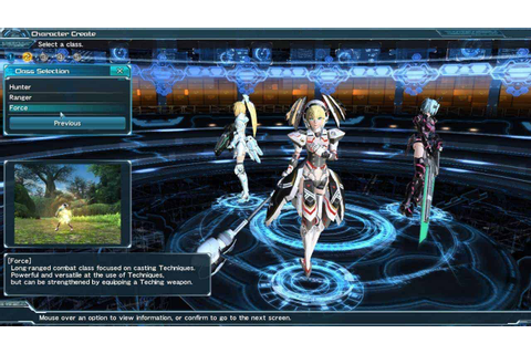 Phantasy Star Online 2 PC Game For Free Download