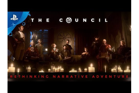 The Council Game | PS4 - PlayStation