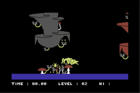 Download Bugaboo (The Flea) (Amstrad CPC) - My Abandonware