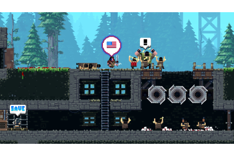 Broforce - Download - Free GoG PC Games