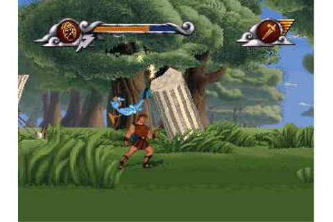 Disney's Hercules Action Game Download (1997 Arcade action ...