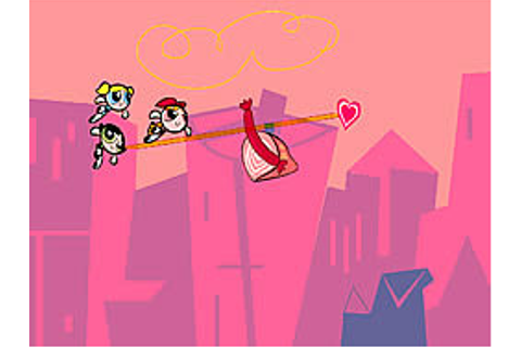 Play Powerpuff Girls - Pillow Fight online for Free - POG.COM