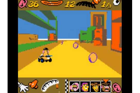 Toy Story Racer (Game Boy Color) with commentary - YouTube