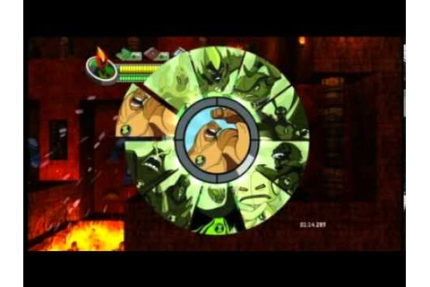 Ben 10 Alien Force The Rise of Hex - YouTube