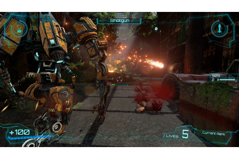Beyond Flesh and Blood PC Preview | GameWatcher