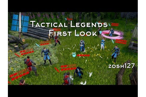 #FREE Game: Tactical Legends for PC Logic Game. Single ...