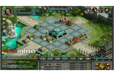 War of Legends Review - Free MMORTS game reviewed
