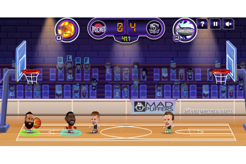 Basketball Stars - Play Free Basketball All Stars Games Online