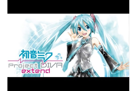 Descargar Hatsune Miku Project Diva Extend PSP 2018 (MEGA ...