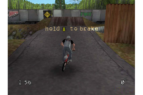 Dave Mirra Freestyle BMX Download (2000 Sports Game)