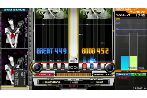 [Beatmania IIDX 19 Lincle] Round and Round (DPA) - YouTube