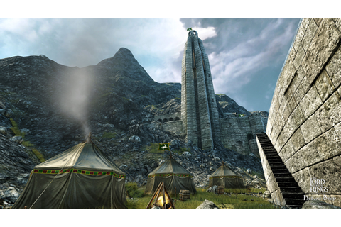 Lord of the Rings Online: Helm's Deep expansion launches a ...