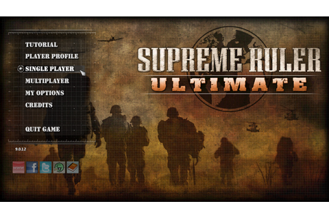 SUPREME RULER ULTIMATE - Free Games For You