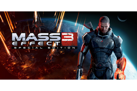 Mass Effect 3 Special Edition | Wii U | Games | Nintendo