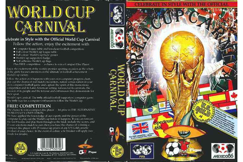 World Cup Carnival | Top 80's Games