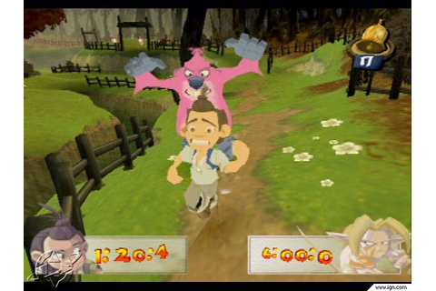 Game Journal: Herdy Gerdy (PS2)