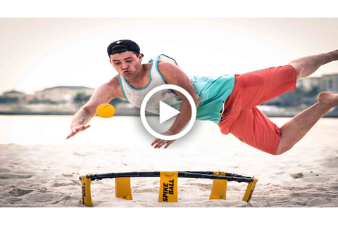 Lancaster Spikeball Tournament 2015 [EPIC] - YouTube