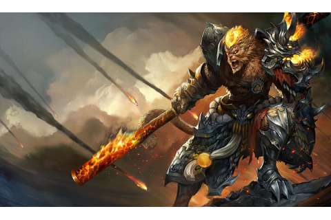 Wukong Champion Statistics for League of Legends ...