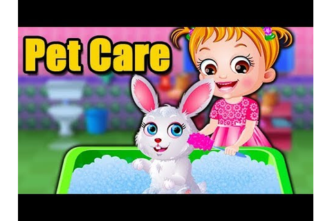 Baby Hazel Pet Care | Fun Game Videos By Baby Hazel Games ...