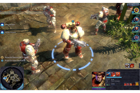 Warhammer 40000 Dawn of War 2 Free Download - Ocean Of Games