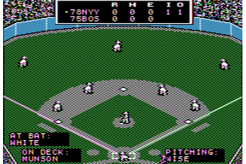 Download MicroLeague Baseball - My Abandonware