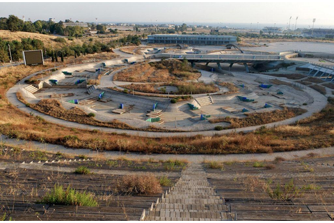 Abandoned Arenas of Athens' 2004 Olympic Games - Urban ...