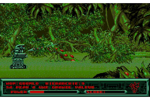 Download Metal Mutant action for DOS (1991) - Abandonware DOS