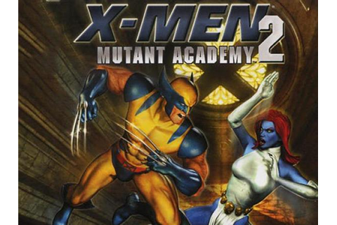 X Men Mutant Academy 2 Game Android Free Download - Null48.com