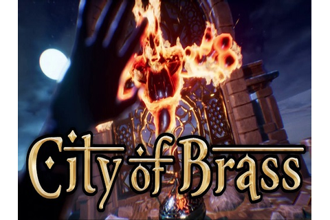 City of Brass Game Full Version Free Download - GAMES AND ...