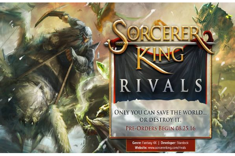 Sorcerer King: Rivals Free Download PC Games | ZonaSoft