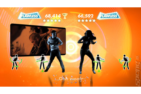 Screens: DanceStar Party Hits - PS3 (2 of 9)