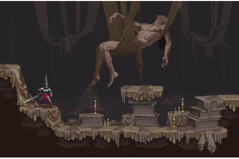 Blasphemous - Gorgeous gothic action platformer in ...