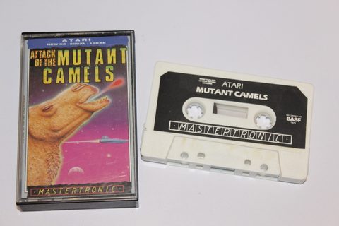 Attack of the Mutant Camels - For Sale - Game Bytes ...