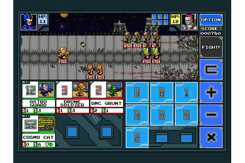Calculords | Articles | Pocket Gamer