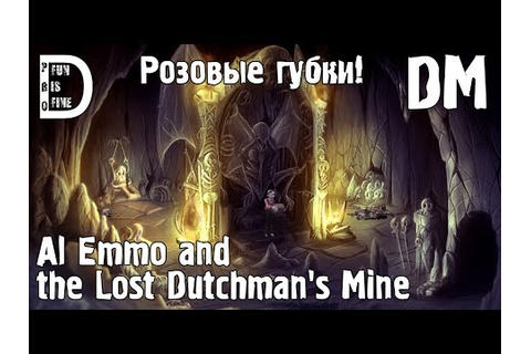 Al Emmo and the Lost Dutchman's Mine (Jeu PC) - Images ...