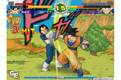 Super Dragon Ball Z Review - GamingExcellence